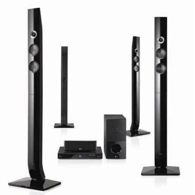 LG HT906TAW Ev Sinema Sistemi (Wireless)